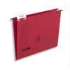 Elba Hängemappe chic - Karton (RC), 230 g/qm, A4, rot