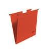 Falken Hängemappe - A4, 230 g/qm, seitlich offen, rot