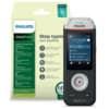 Philips Diktiergerät Digital Voice Tracer 2810 - 8 GB, schwarz