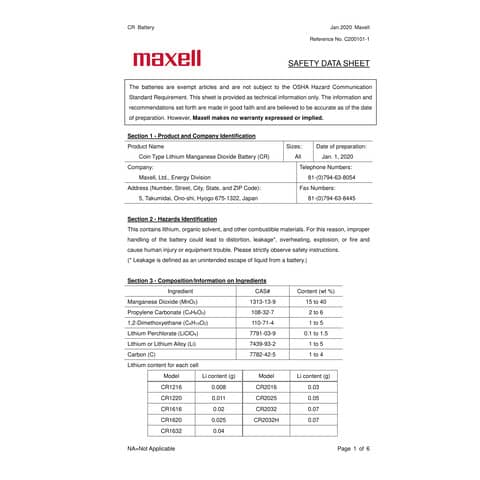 Tischrechner 12-stellig druckend CASIO HR-150RCE Produktbild Sicherheitsdatenblatt XL