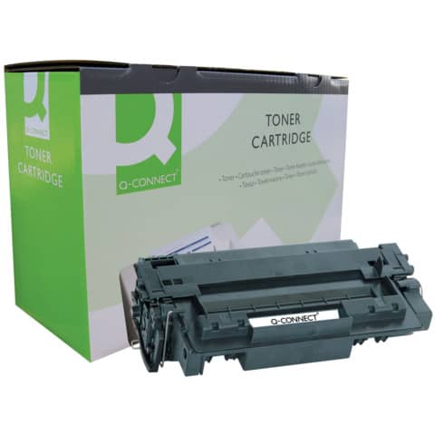Toner Q-Connect compatibile con HP Q7551A - nero KF04326