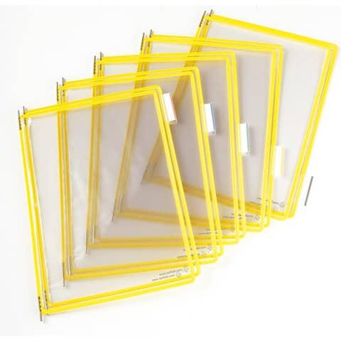 Buste per leggio Tarifold® T-Technic A4 giallo Conf. 10 pezzi - 114004