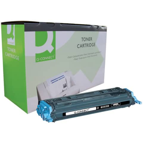 Toner Q-Connect compatibile con HP Q6000A - nero KF04808