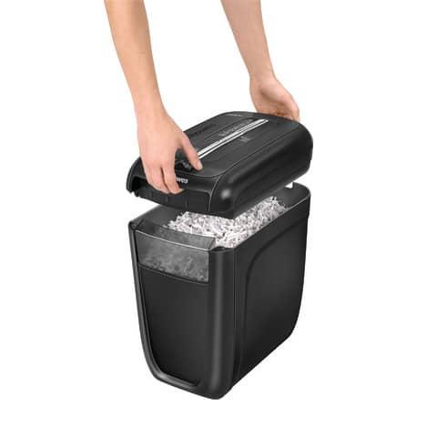 Distruggidocumenti uso personale FELLOWES Powershred® 60Cs P-4 taglio a frammento - 4606101 Immagine del prodotto Anwendungsdarstellung XL