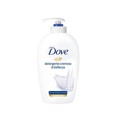 Crema sapone idratante per mani Dove bianco H98075
