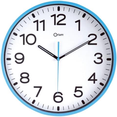 Orologio da parete analogico AIC leggibile fino a 30m blu oceano 2116790141