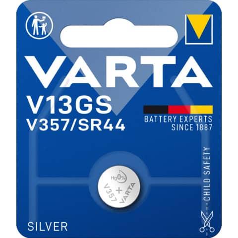 Knopfzellen-Batterie V357  1ST Produktbild