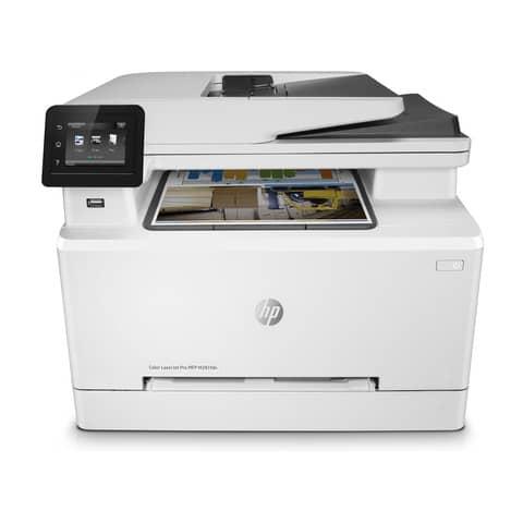 Stampante multifunzione HP Color LaserJet Pro MFP M281FDN T6B81A
