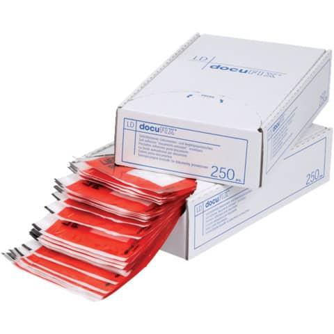 Dokumententasche C5/6 rot 2FVDO 335202 LS/RG DOCUFIX 2FVDO335202 Produktbild Stammartikelabbildung 3 XL