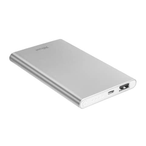 Caricabatteria portatile Trust Ula Thin Metal 4000 mAh 22821