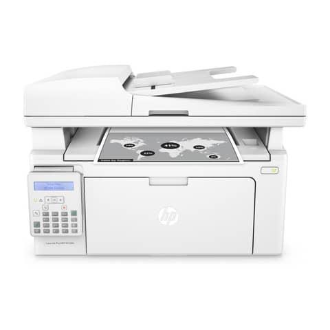 Stampante multifunzione monocromatica HP LaserJet Pro MFP M130FN G3Q59A