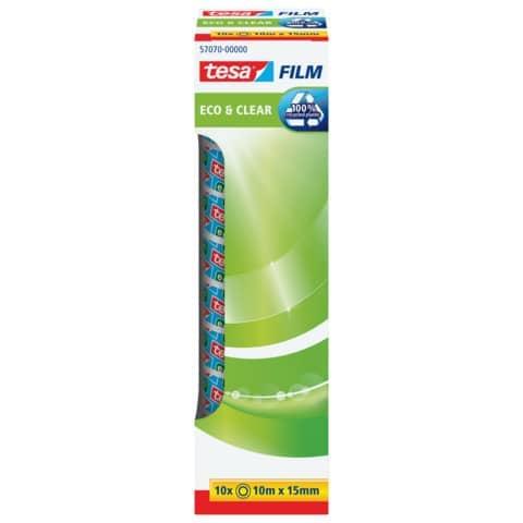 Klebeband Eco&Clear transp. Produktbild