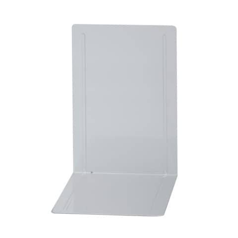 Buchstütze 16,8cm  grau Produktbild
