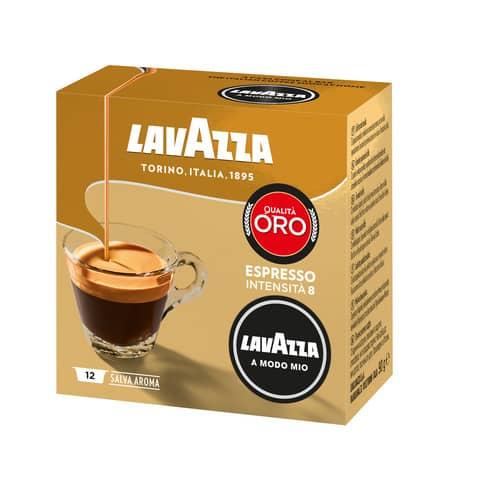 Caffè in cialde Lavazza A Modo Mio Qualità Oro Conf. 12 cialde - 8867 Immagine del prodotto Einzelbild 3 XL