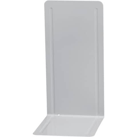 Buchstütze  12cm grau Produktbild