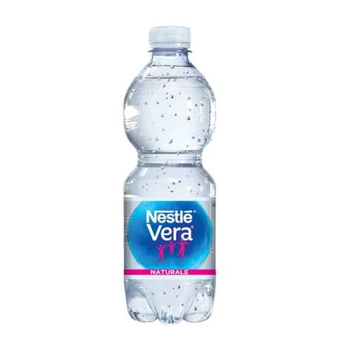 Acqua minerale VERA Naturale 500 ml conf. 6 pezzi - 4904166 Immagine del prodotto