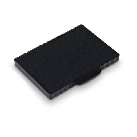 Cartucce di ricambio per timbri Professional 6/511 Trodat feltro nero blister da 3 pezzi - 36619