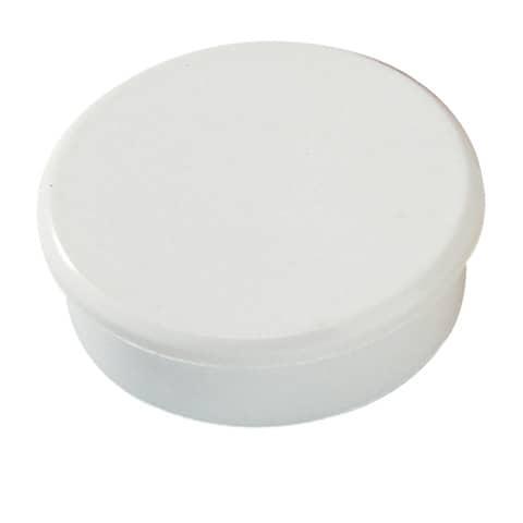 Magneti Dahle standard Ø 38 mm bianco  conf. 10 pezzi - R955381x10