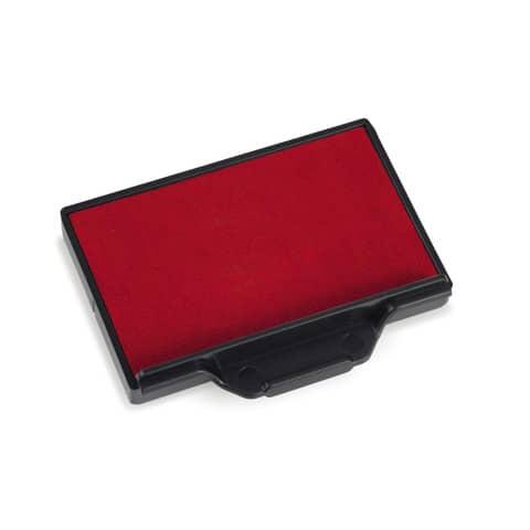 Cartucce di ricambio per timbri PROFESSIONAL TRODAT in feltro rosso blister da 3 pezzi - 1531