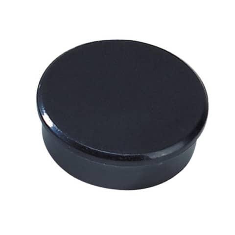 Magneti Dahle standard Ø 38 mm nero  conf. 10 pezzi - R955389x10