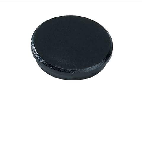 Magneti Dahle standard Ø 32 mm nero  conf. 10 pezzi - R955329x10