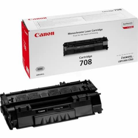 Toner 708 Canon nero  0266B002