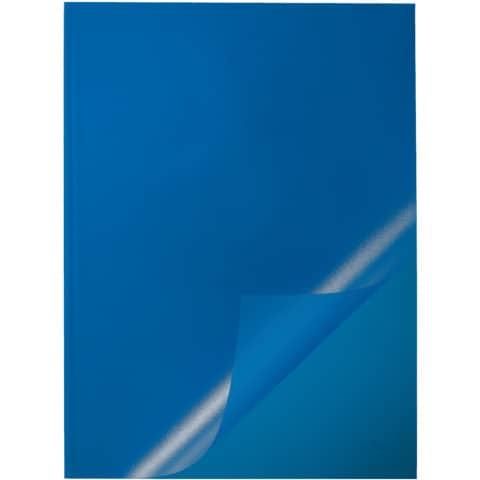 Klemmschienenhülle A4 blau Produktbild
