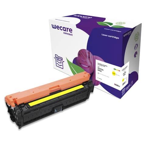 Toner WECARE compatibile con HP CE272A - giallo K15577W4