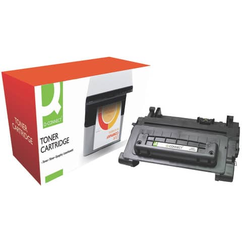 Toner Q-Connect compatibile con HP CC364A - nero KF10815
