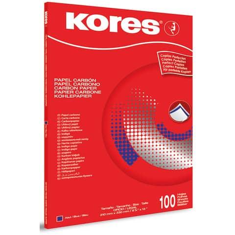 Blaupapier A4 100BL Produktbild