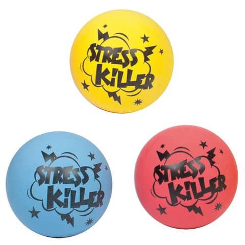 Anti-Stress-Ball Stresskill sortiert TRENDHAUS 954497 Produktbild Einzelbild 1 XL