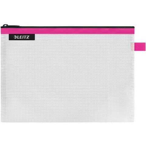Busta per oggetti personale Leitz 24x17 cm fucsia 40250023