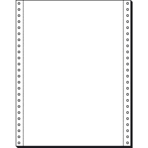 Endlospapier zu2000Bl blanco Produktbild