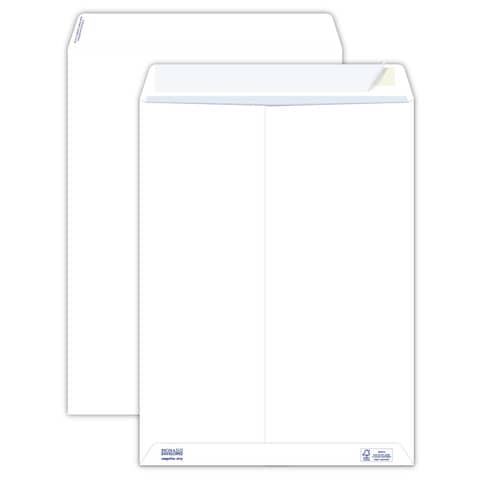Buste Autoadesive removibili Pigna Pigna Envelopes Competitor strip 100 g/m² 300x400 mm  conf. 500 - 0029552