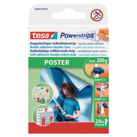 Powerstrips 20ST weiß Produktbild