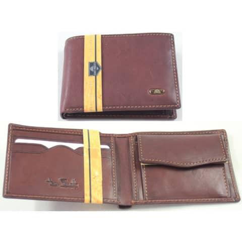 Geldbörse Leder braun Produktbild