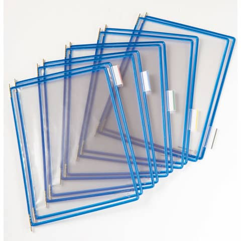 Buste per leggio Tarifold® T-Technic A4 blu Conf. 10 pezzi - 114001