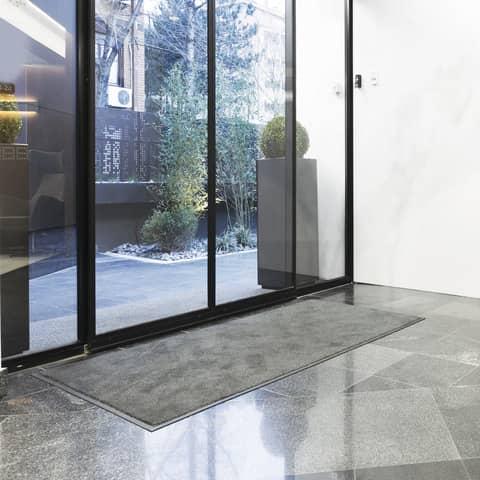 Tappeto da ingresso Floortex Doortex Ultimate 60x90 cm grigio FC46090ULTGR