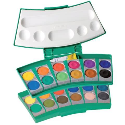 Farbkasten ProColor grün Produktbild