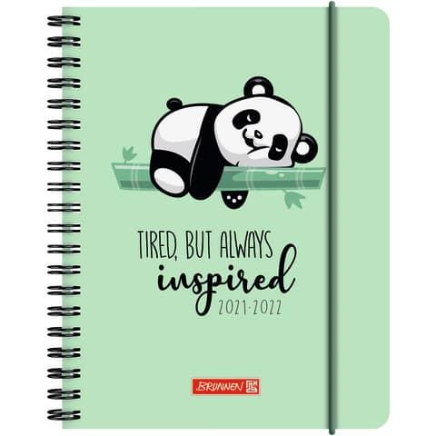 Schulkalender Wochenbuch A6 PP Produktbild