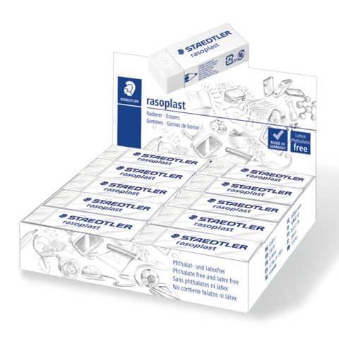 Gomma Staedtler Rasoplast 526 B20 bianca  526 B20 Immagine del prodotto
