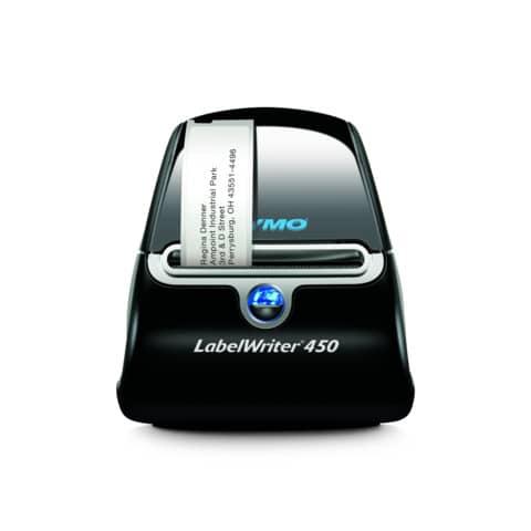 Stampante di etichette Dymo LabelWriter 450 - nero S0838770 Immagine del prodotto