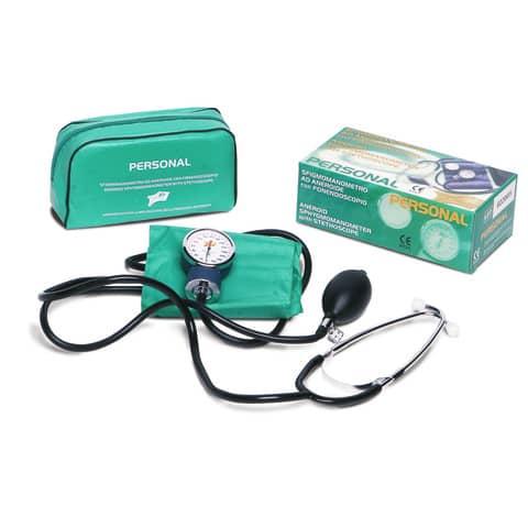 Sfigmomanometro PVS Personal verde  SFI240