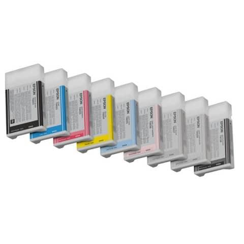 Cartuccia inkjet alta capacità ink pigmentato T6031 Epson nero fotografico C13T603100