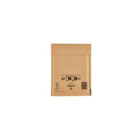 Buste imbottite Mail Lite® Gold C 15x21 cm Avana Conf. 100 pezzi - 103027402