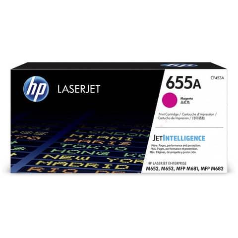 Toner 655A HP magenta standard CF453A