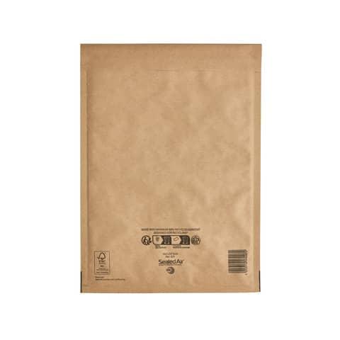 Buste imbottite Mail Lite® Gold G 24x33 cm Avana conf. 50 pezzi - 103027406