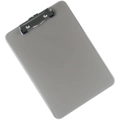 Portablocco con molla Q-Connect A4 grigio KF11706