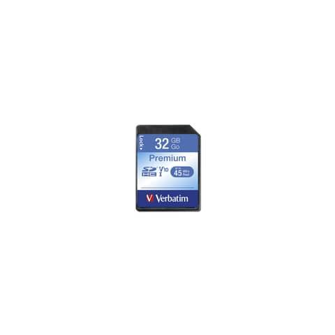 Memory Card SDHC Verbatim 32 GB  43963