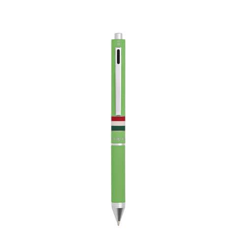 Penne a sfera a scatto Osama verde chiaro OD 1024ITG/1 VC